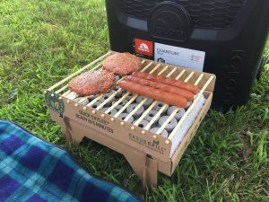 Ecofriendly BBQ
