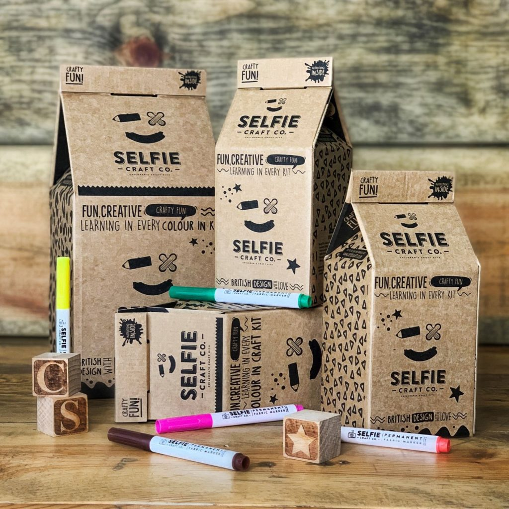 Selfie Clothing Cartons | High quality printing | Caps Cases
