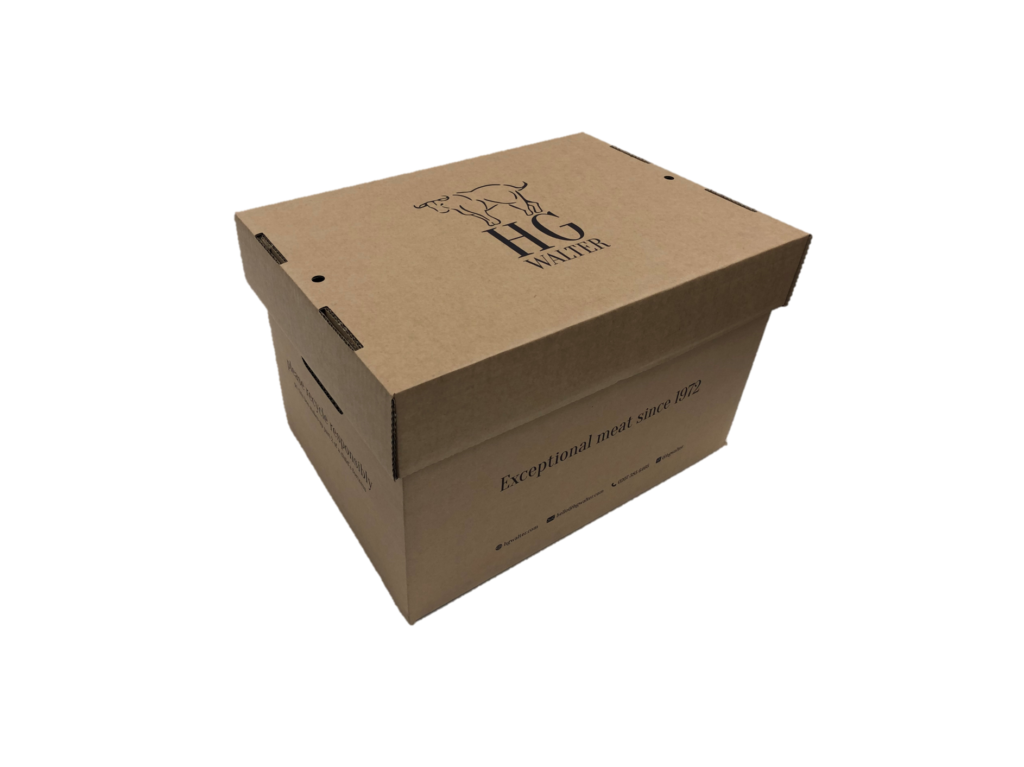 Archive boxes printed to your requirements. Caps Cases.