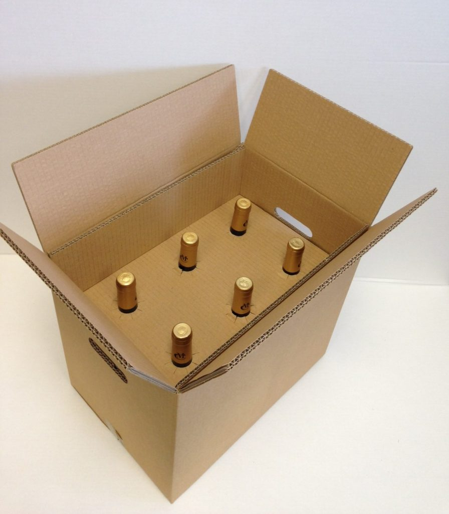 Drinks packaging specialists Caps Cases - Newmarket & Glasgow
